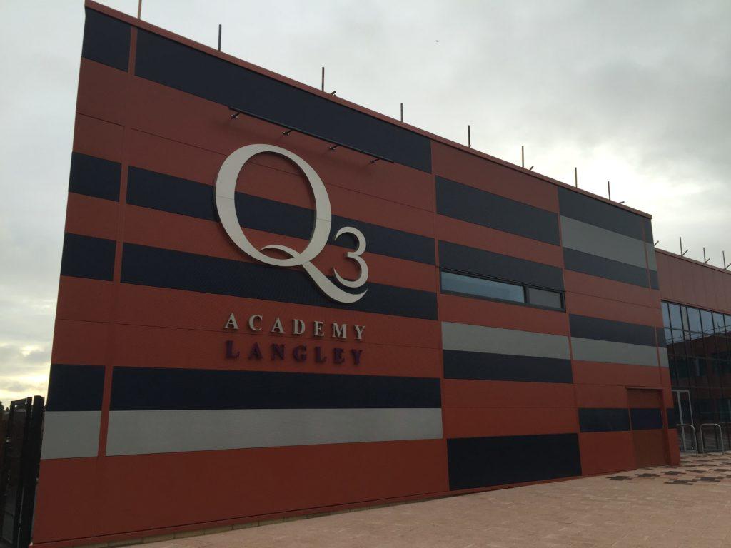 Q3 Langley Academy Birmingham Construction Profiles